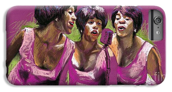 Jazz Trio IPhone 6s Plus Case by Yuriy  Shevchuk