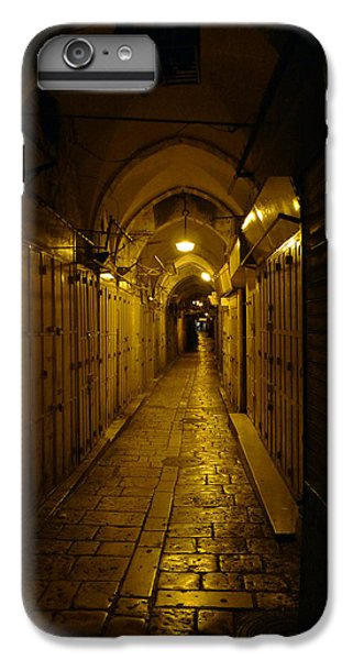IPhone 6s Plus Case featuring the photograph Jerusalem Of Copper 1 by Dubi Roman