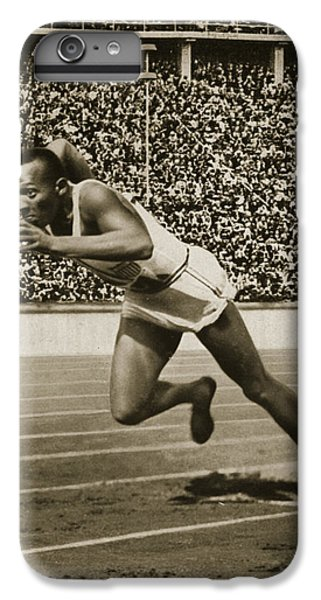 Jesse Owens IPhone 6s Plus Case