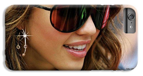 Jessica Alba, Cool Shades IPhone 6s Plus Case