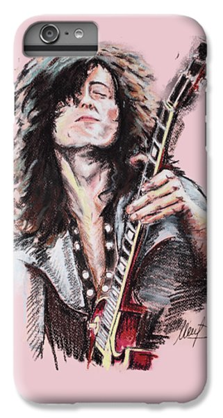 Jimmy Page IPhone 6s Plus Case
