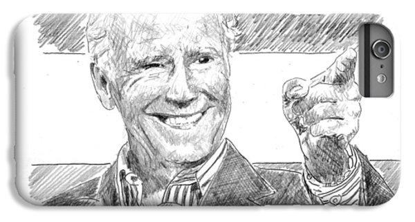 Joe Biden IPhone 6s Plus Case by Shawn Vincelette