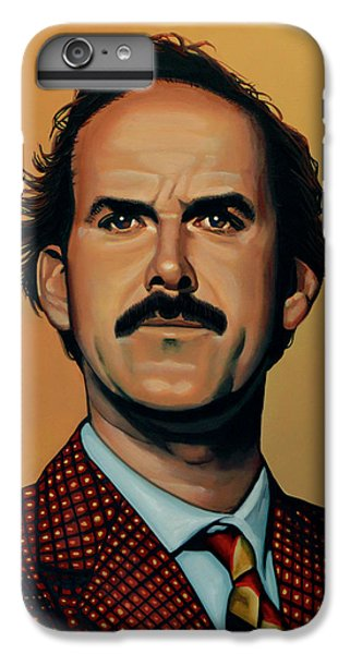 Airplane iPhone 6s Plus Case - John Cleese by Paul Meijering