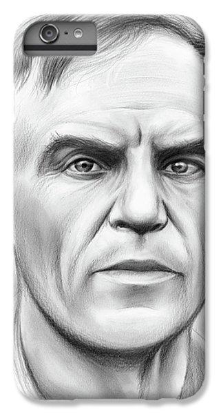 Clemson iPhone 6s Plus Case - John Heisman by Greg Joens
