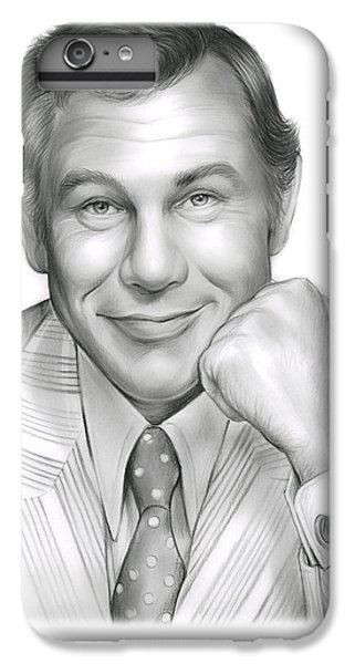 Johnny Carson IPhone 6s Plus Case