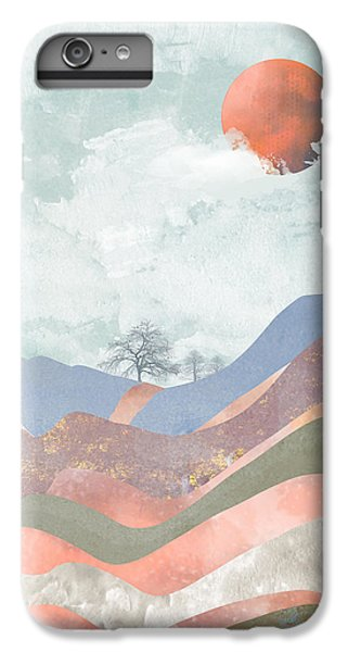 Landscapes iPhone 6s Plus Case - Journey To The Clouds by Katherine Smit