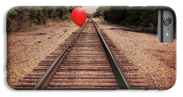 Train iPhone 6s Plus Case - Journey by Tom Mc Nemar