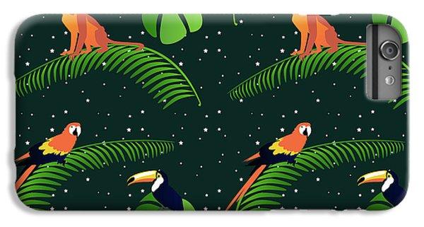 Jungle Fever IPhone 6s Plus Case