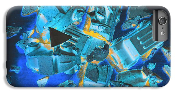 Explosion iPhone 6s Plus Case - Just Like A Slow Motion Car Crash by Jorgo Photography - Wall Art Gallery