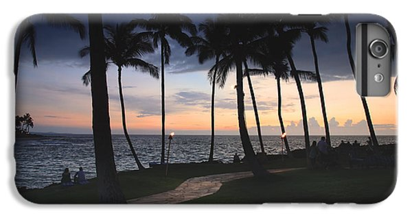 Ocean Sunset iPhone 6s Plus Case - Just Simply Be Mine by Laurie Search