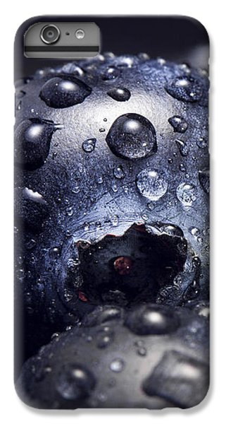 Blueberry iPhone 6s Plus Case - Just Washed by Happy Home Artistry