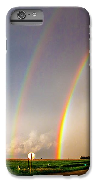 Nebraskasc iPhone 6s Plus Case - Kansas Storm Chase Bust Day 007 by NebraskaSC