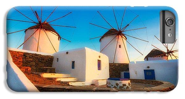 Greece iPhone 6s Plus Case - Kato Mili by Inge Johnsson