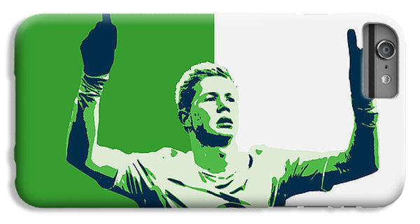 Kevin De Bruyne IPhone 6s Plus Case