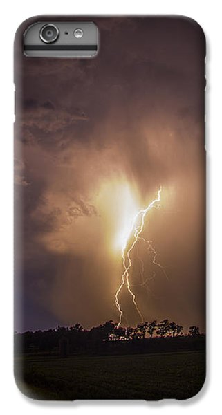 Nebraskasc iPhone 6s Plus Case - Kewl Nebraska Cg Lightning And Krawlers 014 by NebraskaSC