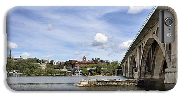 Key Bridge Into Georgetown IPhone 6s Plus Case