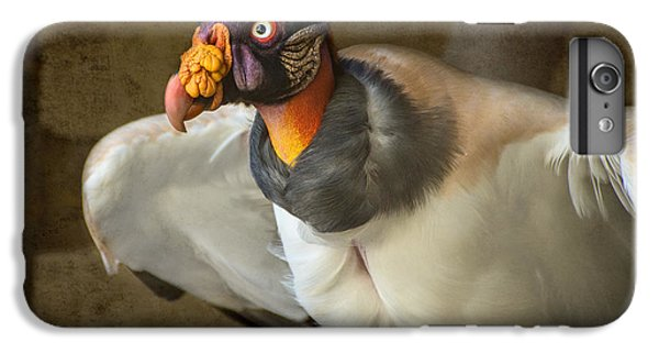 King Vulture IPhone 6s Plus Case by Jamie Pham