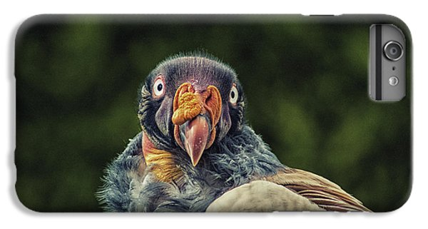 King Vulture IPhone 6s Plus Case by Martin Newman