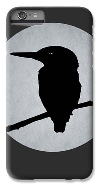 Kingfisher iPhone 6s Plus Case - Kingfisher by Mark Rogan