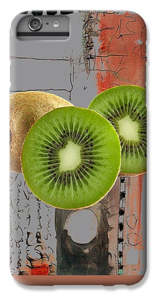 Kiwi Collection IPhone 6s Plus Case