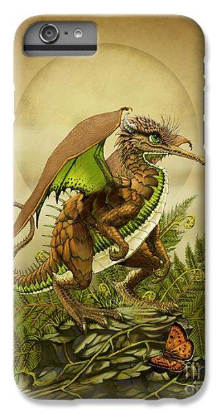 Kiwi iPhone 6s Plus Case - Kiwi Dragon by Stanley Morrison