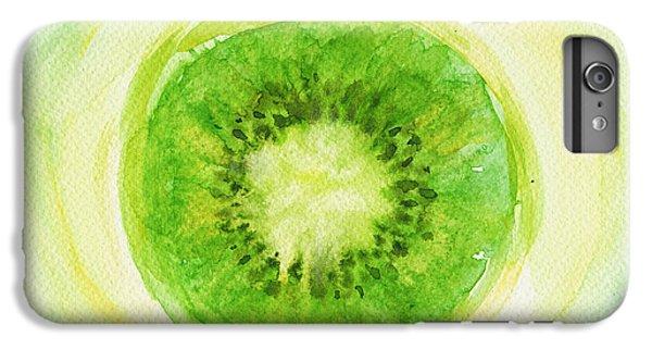 Kiwi iPhone 6s Plus Case - Kiwi Fruit by Kathleen Wong