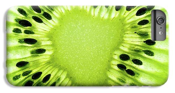 Kiwi iPhone 6s Plus Case - Kiwism by Delphimages Photo Creations