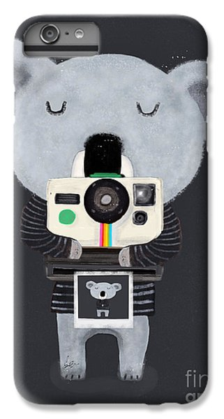 Koala Cam IPhone 6s Plus Case