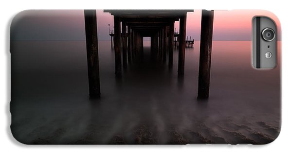 Ocean Sunset iPhone 6s Plus Case - Konakli Pier by Tor-Ivar Naess