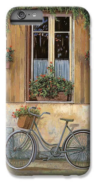 Bicycle iPhone 6s Plus Case - La Bici by Guido Borelli