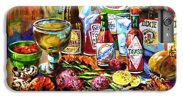 Food And Beverage iPhone 6s Plus Case - La Table De Fruits De Mer by Dianne Parks