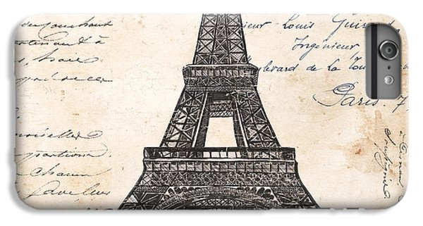 La Tour Eiffel IPhone 6s Plus Case