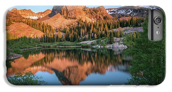 City Sunset iPhone 6s Plus Case - Lake Blanche At Sunset by James Udall