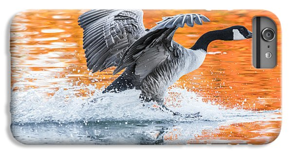 Landing IPhone 6s Plus Case by Parker Cunningham