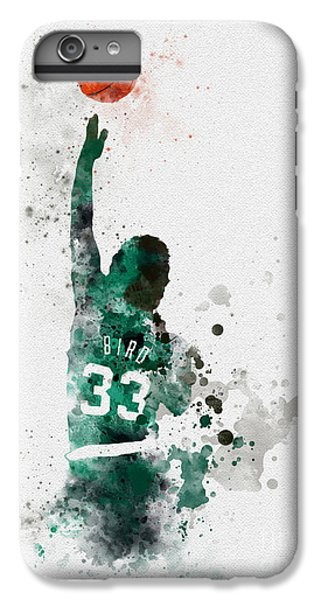 Larry Bird IPhone 6s Plus Case