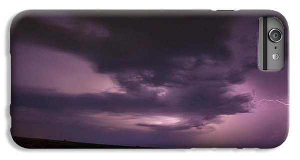 Nebraskasc iPhone 6s Plus Case - Late July Storm Chasing 028 by NebraskaSC