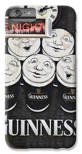 Late Night Guinness Limerick Ireland IPhone 6s Plus Case
