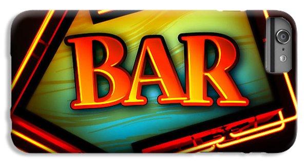 Bar iPhone 6s Plus Case - Laurettes Bar by Barbara Teller