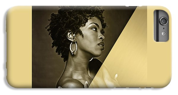 Lauryn Hill Collection IPhone 6s Plus Case by Marvin Blaine