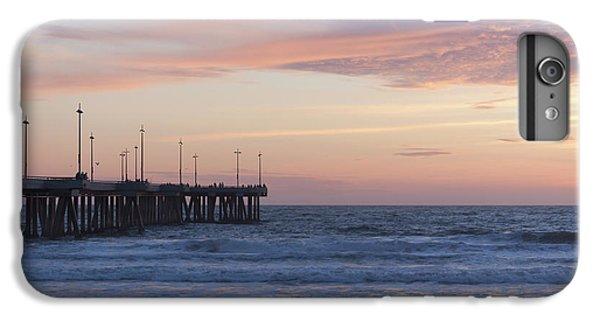 Venice Beach iPhone 6s Plus Case - Lavander Waters by Ana V Ramirez
