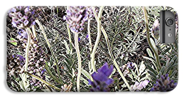 Lavender Moment IPhone 6s Plus Case by Winsome Gunning