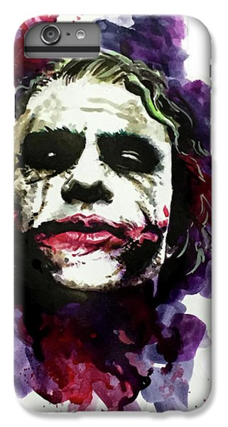 Ledgerjoker IPhone 6s Plus Case by Ken Meyer jr