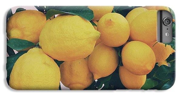 Lemon Tree IPhone 6s Plus Case by Happy Home Artistry