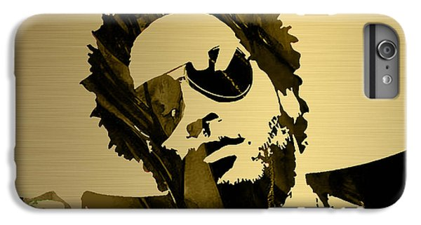Lenny Kravitz Collection IPhone 6s Plus Case by Marvin Blaine