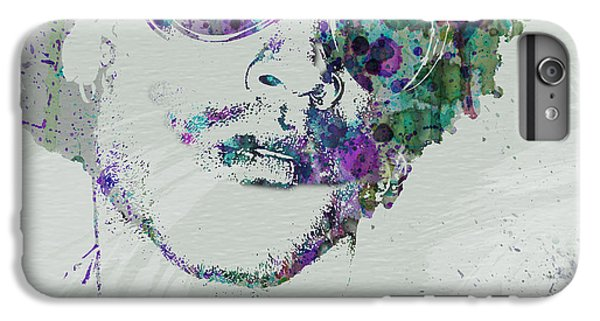 Rhythm And Blues iPhone 6s Plus Case - Lenny Kravitz by Naxart Studio