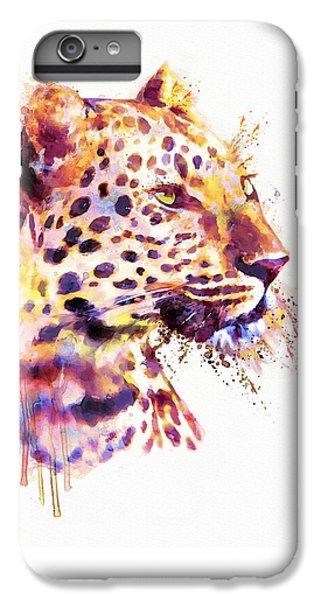 Leopard Head IPhone 6s Plus Case