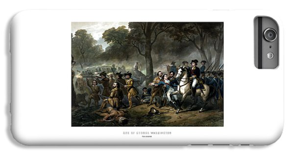 Life Of George Washington - The Soldier IPhone 6s Plus Case