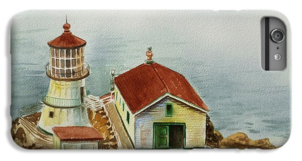 Lighthouse Point Reyes California IPhone 6s Plus Case
