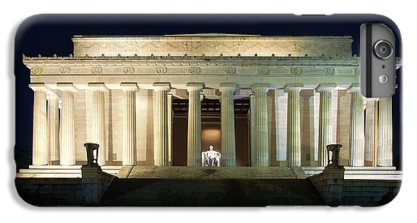 Lincoln Memorial At Twilight IPhone 6s Plus Case by Andrew Soundarajan