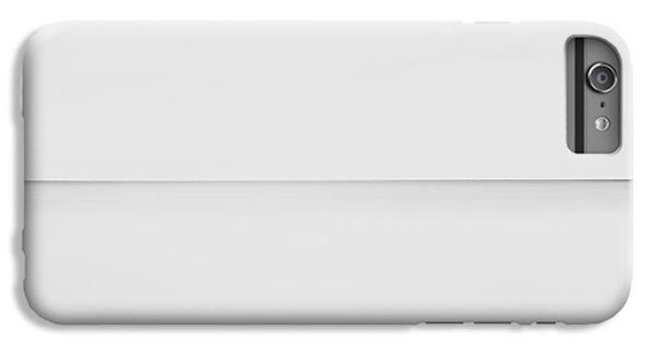 Lake Michigan iPhone 6s Plus Case - Line On The Horizon by Scott Norris